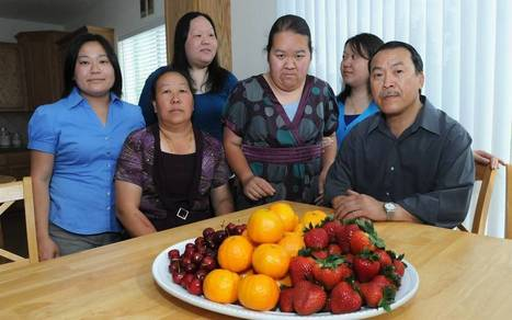 Five Hmong sisters get five degrees | Stuff I Found Intriguing | Scoop.it