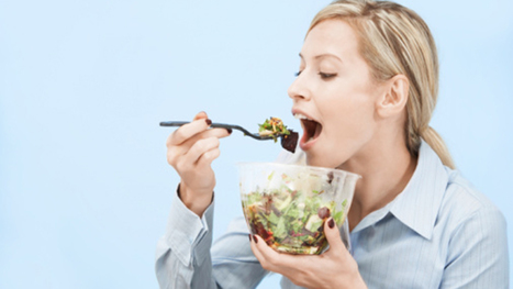 Why your to-go salads could be making you gain weight | Kickin' Kickers | Scoop.it