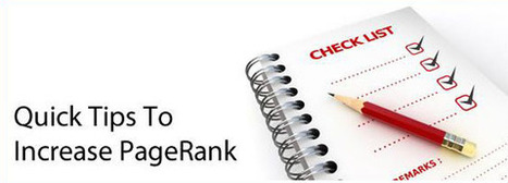How to Increase Google PageRank | Marketing & Finance | Scoop.it