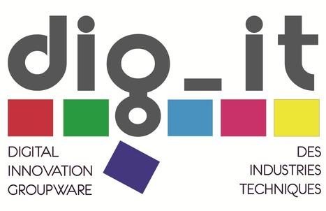 Carte interactive des industries techniques de l'audiovisuel et du ...   Dig-it   Scoop.it