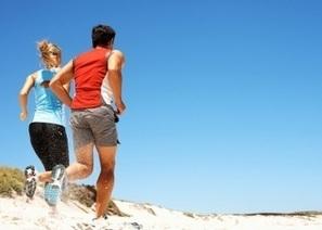 Les vacances sont là, profitez en pour courir sur le sable   Choisir et courir by Kelrun.fr   Scoop.it