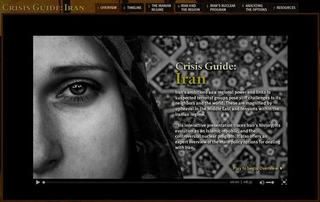 Crisis Guide: Iran | Geography Education | Scoop.it