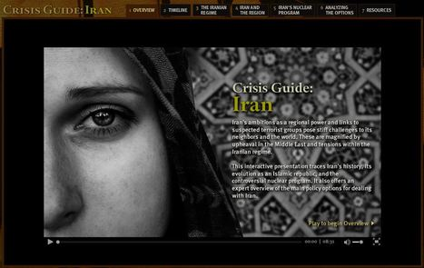 Crisis Guide: Iran | general geography | Scoop.it
