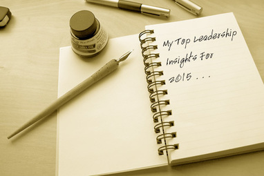 My Top 10 Leadership Insights For 2015 | Emotional Intelligence Quotient | Scoop.it