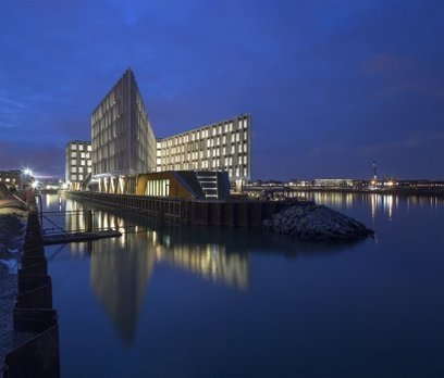 UN City by 3XN Architecture in Copenhagen | Selena Campbell | Scoop.it