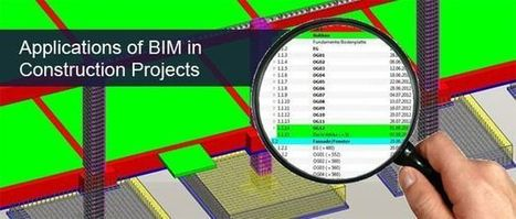 Applications of BIM in Construction Projects   Architecture Engineering & Construction (AEC)   Scoop.it