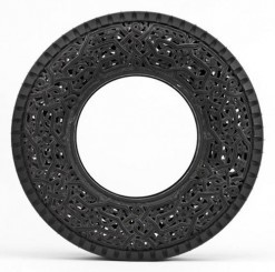 Carved Tires by Wim Delvoye | Neat stuff | Scoop.it