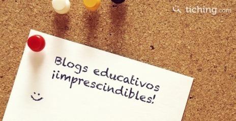 Los 10 blogs educativos imprescindibles para el nuevo curso.- | INTELIGENCIA GLOBAL | Scoop.it
