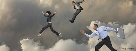 Cadre dirigeant en recherche de job : un parcours de sportif de haut niveau - HBR | Travailler mais pas seulement.. | Scoop.it