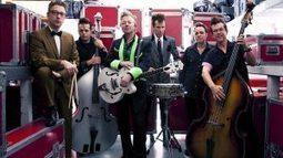 Brian Setzer explodes on stage at ThebartonTheatre | Rockabilly | Scoop.it