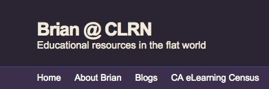 Brian @ CLRN - Two Steps Forward and One Step Back for CA Asynchronous Learning | Online Learning Ideas, Research, Tools, etc | Scoop.it