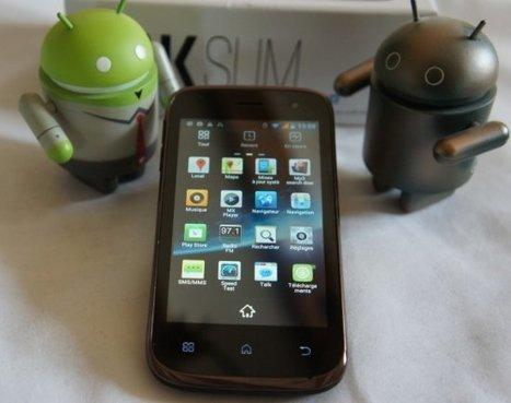Wiko Cink Slim Mobile en test, un smartphone performant « prix au plancher » ! - Planète Numérique, High tech, Actu et bons plans   WIKO   Scoop.it