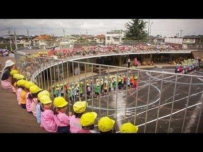 Takaharu Tezuka: The best kindergarten you've ever seen   WholeEdu   Scoop.it