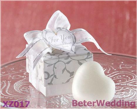 Aliexpress.com : Buy Wedding favor Sweet Heart Heart Shaped Soap XZ017 Shanghai Beter Gifts Co Ltd@http://www.BeterWedding.com from Reliable Wedding Favor suppliers on Your Unique Wedding Favors | Soap Gift Set, Wedding Bubbles | Scoop.it