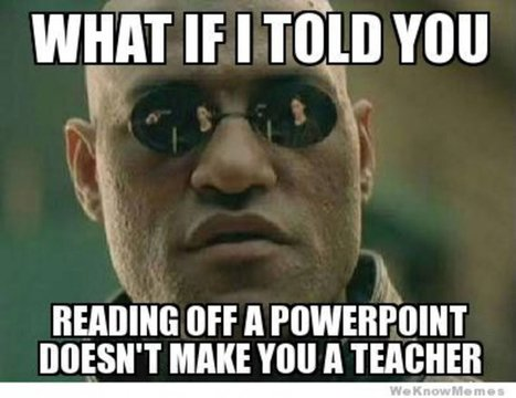 Universities should ban PowerPoint — It makes students stupid and professors boring | DigitalLiteracies | Scoop.it