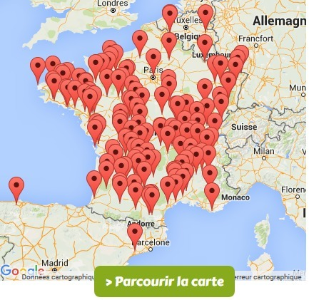 Twiza - Carte des chantiers participatifs   Les cartes des Alternatives - Géographie de la transition   Scoop.it