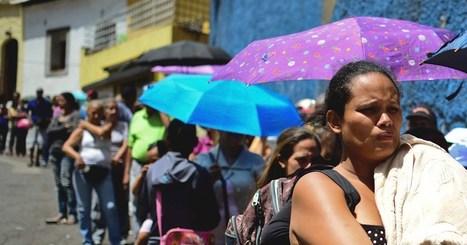 Venezuela. De nouvelles dispositions instaurent une forme de travail forcé | Venezuela | Scoop.it