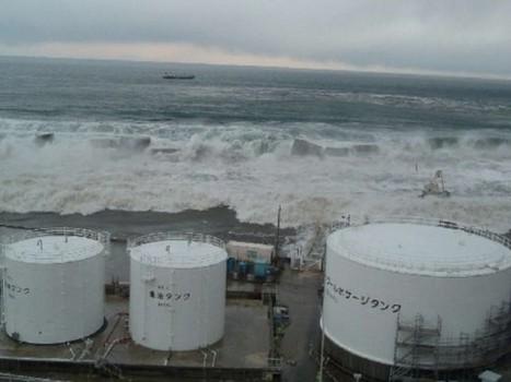 Les images du tsunami sur la centrale de Fukushima-Daiichi sur Sciences et Avenir | Epic pics | Scoop.it