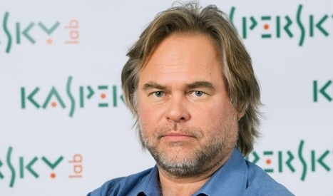 Eugene Kaspersky: 'Apple ten years behind Microsoft in terms of security' | From the Apple Orchard | Scoop.it