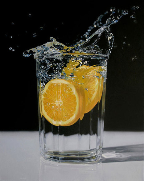 Acrylic Paintings by Jason de Graaf… (40 Hyper Realistic... | @FoodMeditations Time | Scoop.it