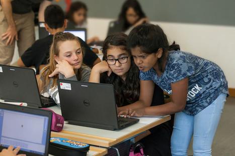 «Ich stelle mir einfach vor: Ich bin die Schildkröte» | Programmieren in der Schule | Scoop.it