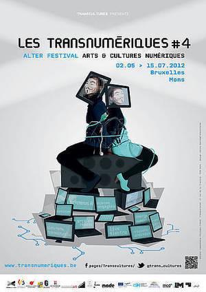 Quatrième édition des Transnumériques > 02.05 > 15.07.12 | Transnumériques | Culture et créativité | Scoop.it