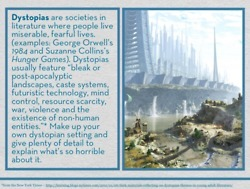 Dystopia Essay with Photos