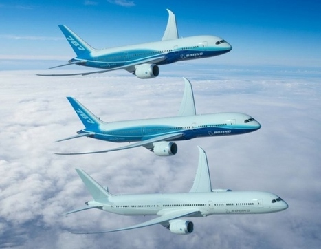 Boeing lifts the cover on new 787-10X rendering | Boeing Commercial Airplanes | Scoop.it