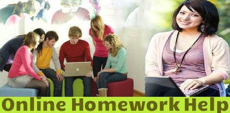 Get Excellent Online Homework Help For College Students | education | Scoop.it