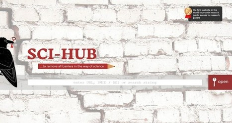 Why Sci-Hub Will Win — Medium | Research Tools Box | Scoop.it