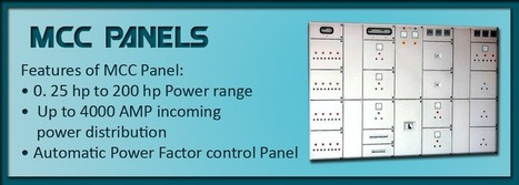 MCC Panel- Motor Control Centers - Bhuvneshwari Electricals | MCC Panel- Motor Control Center | Scoop.it