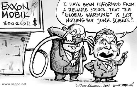 The Science of Denial: How Corporations Corrupt Science | The Evolution of Media | Scoop.it