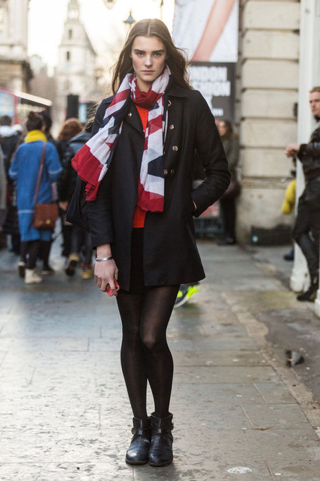 On the Street: LFW Day 1 - Of The Minute | Picture Chest Photography { Inspirations & Insights } | Scoop.it