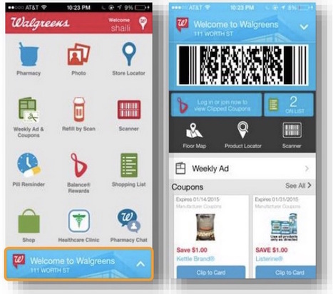 "L'avènement des applications mobiles ""in-store"" - FredCavazza.net | Mobile | Scoop.it"