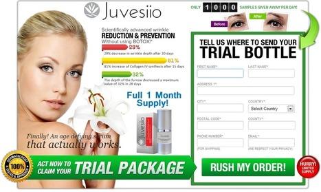 Juvesiio Review - How does this Anti Wrinkle Serum Work?? | rewa desusa | Scoop.it