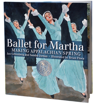 Brian Floca | Ballet for Martha | Fun Facts! : A Guide to Award-Winning Nonfiction | Scoop.it