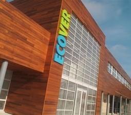 Ecover : des usines vertes pour des produits écologiques | Gotta see it | Scoop.it