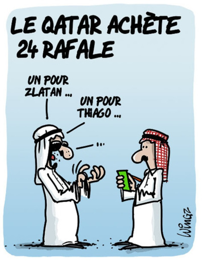 Ventes en rafales | Baie d'humour | Scoop.it