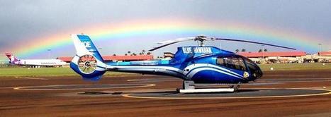 Aloha from Blue Hawaiian Helicopters! | Heli Daily | Scoop.it