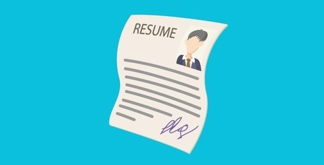 10 Things You Must Have in Your Healthcare Resume | Health eCareers | itsyourbiz | Scoop.it