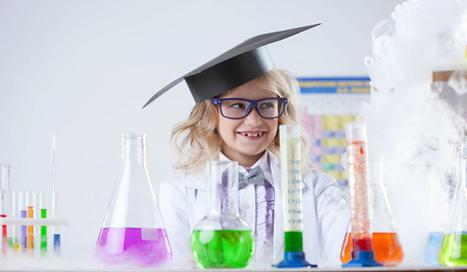 Diez proyectos de ciencias divertidos -aulaPlaneta   Magister en Informática Educativa   Scoop.it