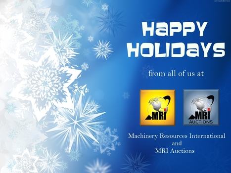 We hope you are all having a GREAT Holiday Season!!!   Today's Manufacturing News   Scoop.it