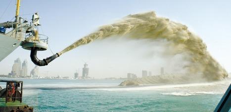 Les marchands de sable s'attaquent au littoral   ecology and economic   Scoop.it