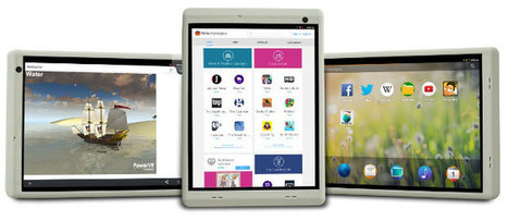Firefox OS Ported to MIPS Based Tablet (Ingenic JZ4780) | Embedded Systems News | Scoop.it