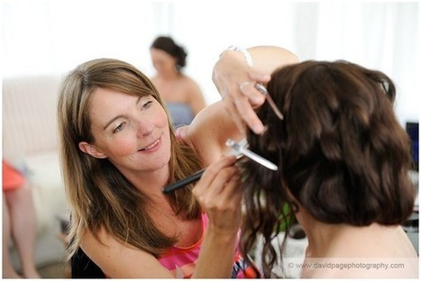 Make the most of your bridal hair and makeup trial | Bridal Hair and Beauty | Scoop.it
