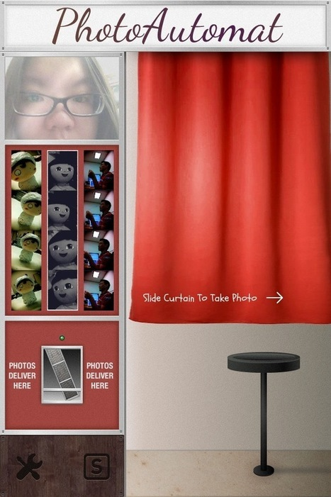 Carry A Photo Booth In Your Pocket For Free With Photoautomat | iPads in Education Daily | Scoop.it