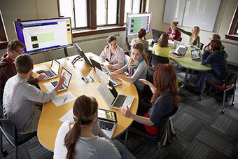 Tools for Teamwork -- Campus Technology | Learning Happens Everywhere! | Scoop.it
