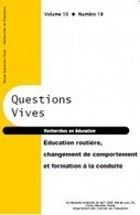 Questions Vives - Recherches en éducation | Research Journals for Master & PHD Students | Scoop.it