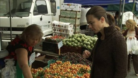A Chef's Farmers Market Love Affair - Organic Connections | Healthy Living | Scoop.it