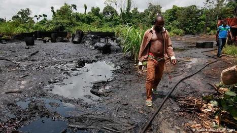 Environmentalists report three dead in explosion in polluted Niger Delta | Environment | DW.COM | 30.03.2016 | Farming, Forests, Water, Fishing and Environment | Scoop.it